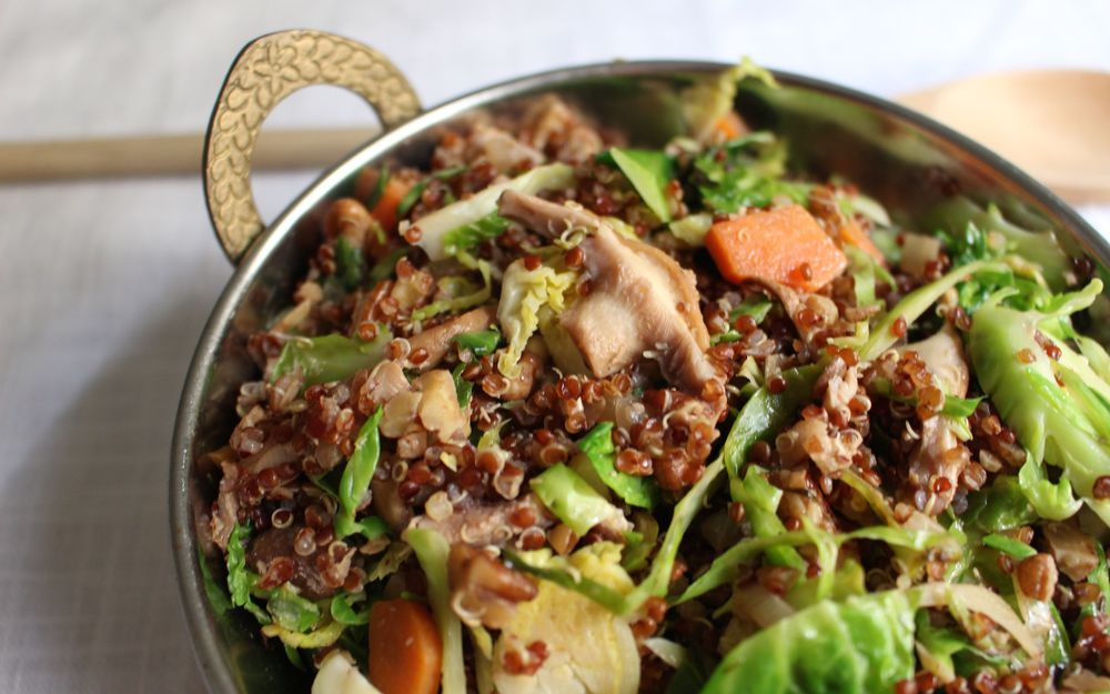 quinoa-brussels-sprouts-pecans