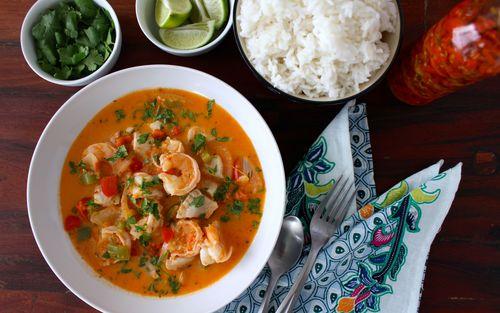 Moqueca: Brazilian Seafood Stew by Borrowed Salt | Epicurious ...