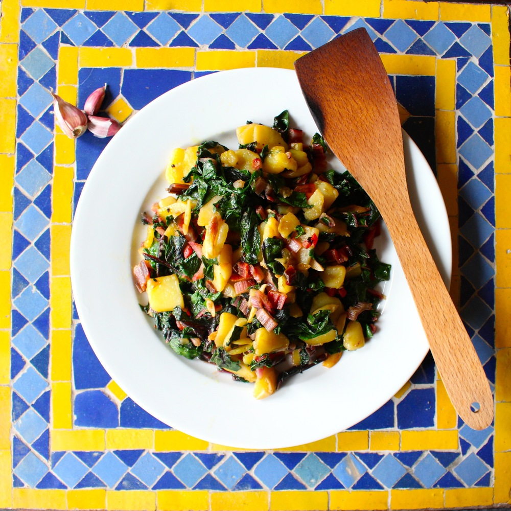 Blitva-Swiss-Chard-Potatoes