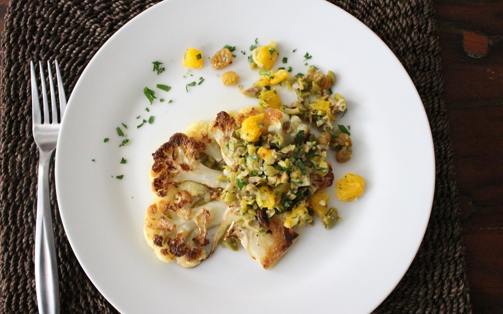 Superba Cauliflower Steaks