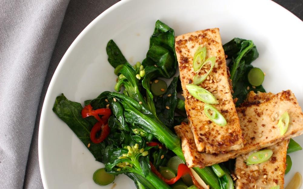 Miso-Mustard-Tofu-Greens
