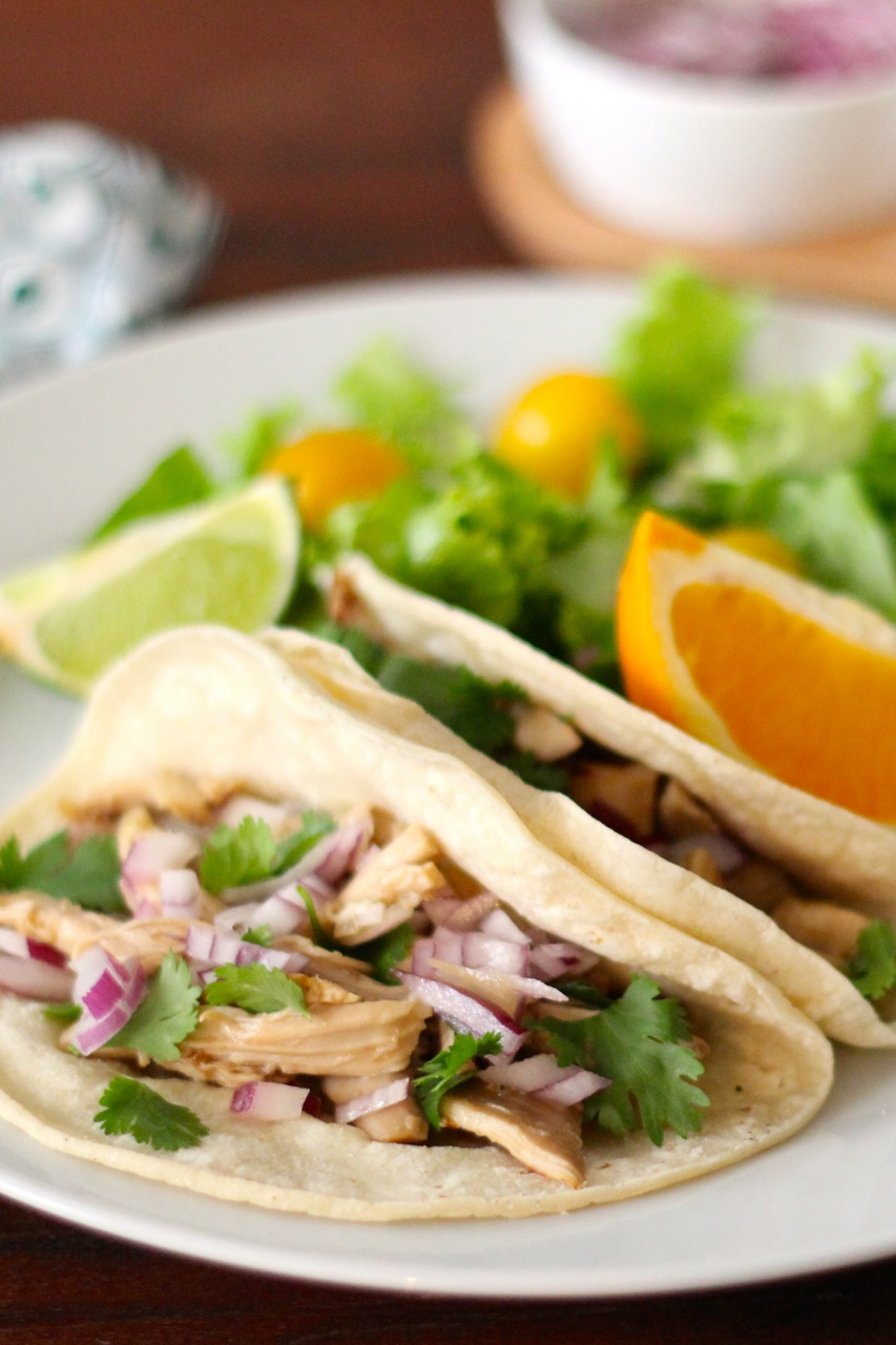 Slow-Cooker-Citrus-Chicken-Tacos