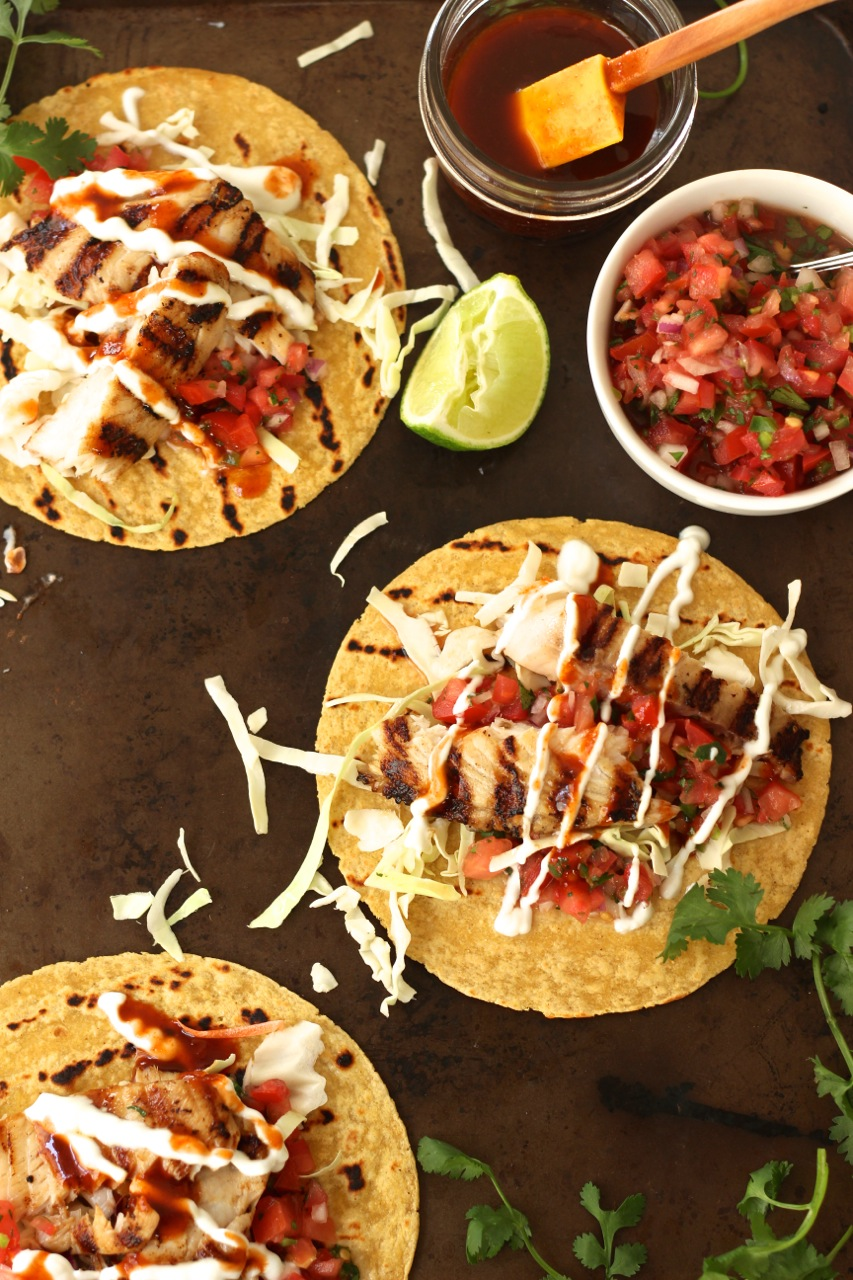 Latitudes hawaiian fish tacos borrowed salt for Hawaiian fish recipes