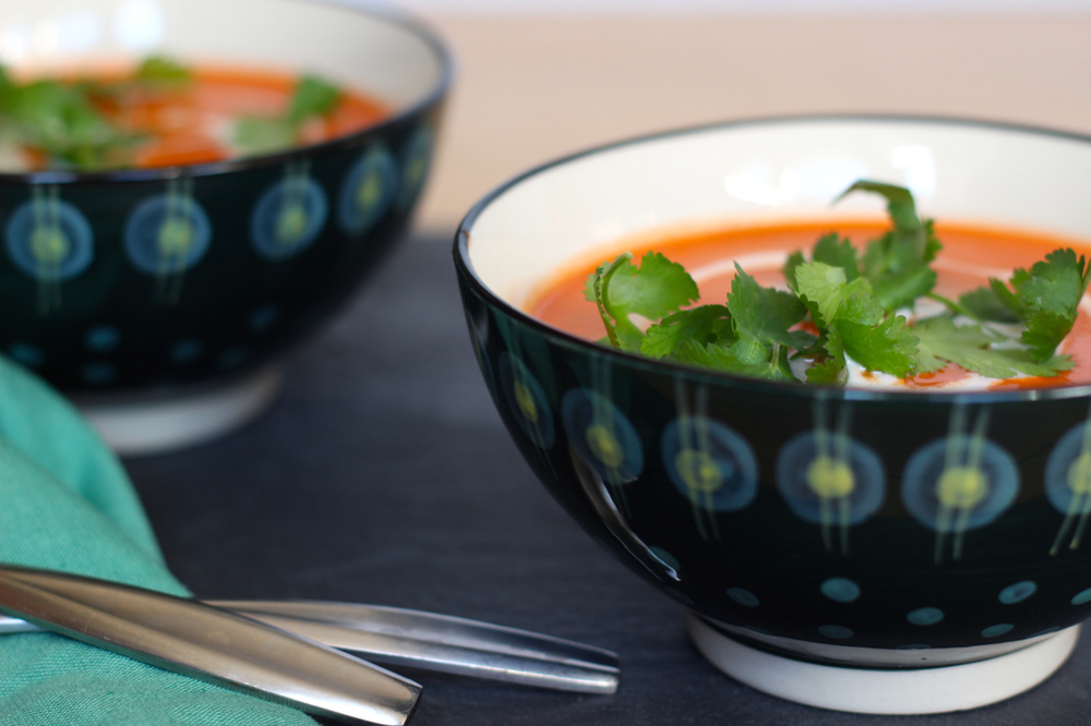 Tomato Ginger Soup