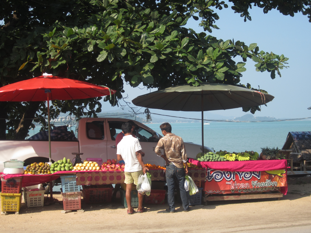 Ko Samui Produce Market