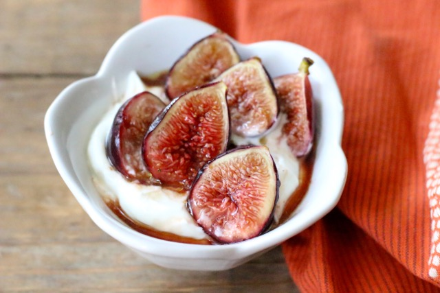 Chez Panisse Roasted Figs