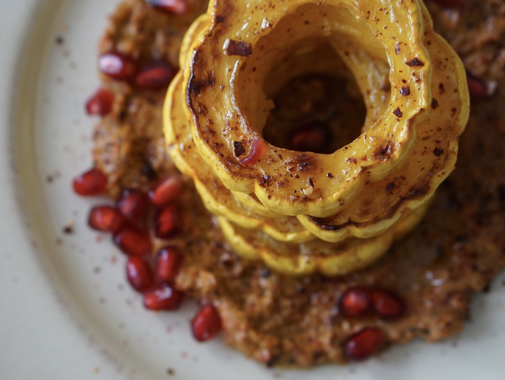 Delicata Muhammara Borrowed Salt