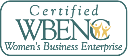 CERTIFIED WOMEN'S BUSINESS ENTERPRISE SEAL