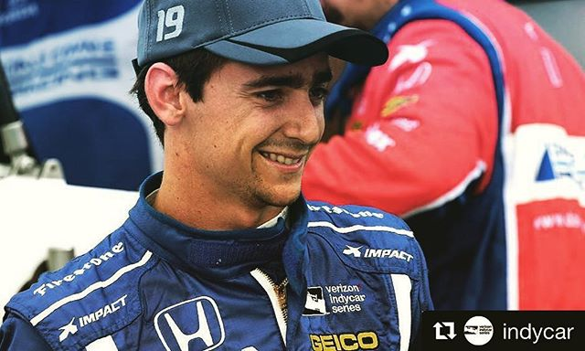 #Repost @indycar ・・・ BREAKING: @estebangtz is returning behind the wheel of the No. 18 @dalecoyneracing Honda this weekend for the #KohlerGP at @roadamerica and will remain the driver for the remainder of the Verizon IndyCar Series season. More info on IndyCar.com. #INDYCAR