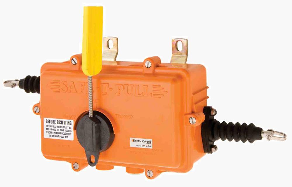 Safe-T-Pull (Dissipatif Statis/10^9Ω Permukaan Konduktif)