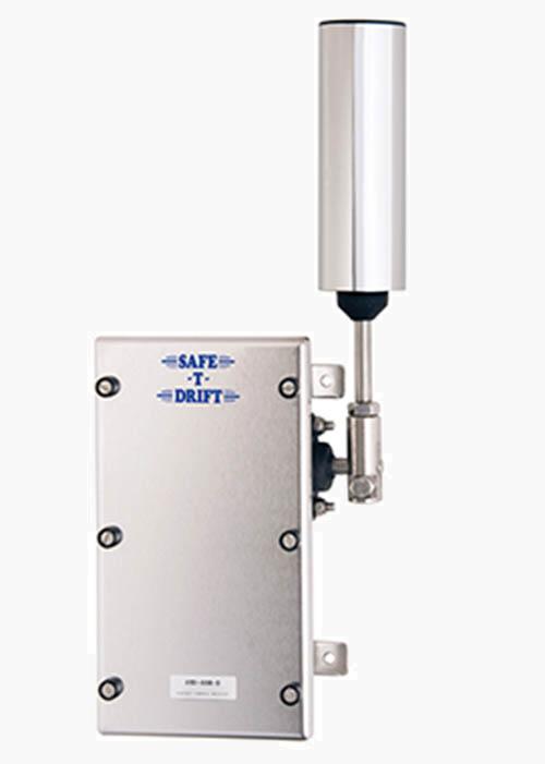 Safe-T-Drift (Electro Polished Stainless Steel): Sabuk Pelintas/Saklar Penjajaran.