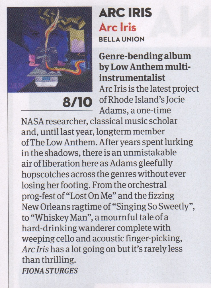 Uncut Magazine 8/10 review!