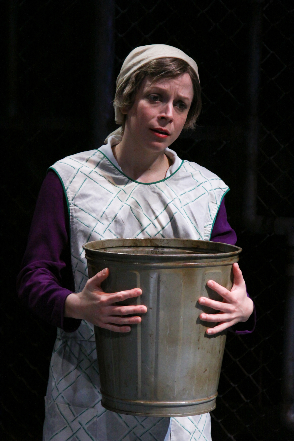 Mother in Machinal