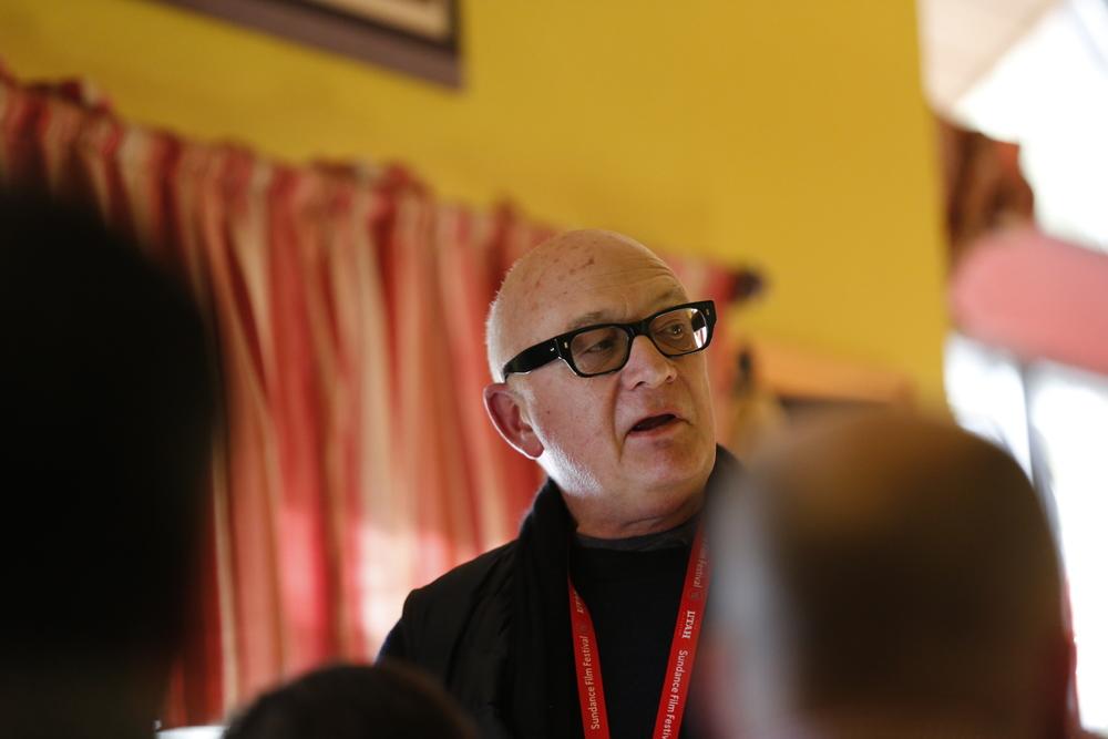 Nick Fraser of BBC's Storyville