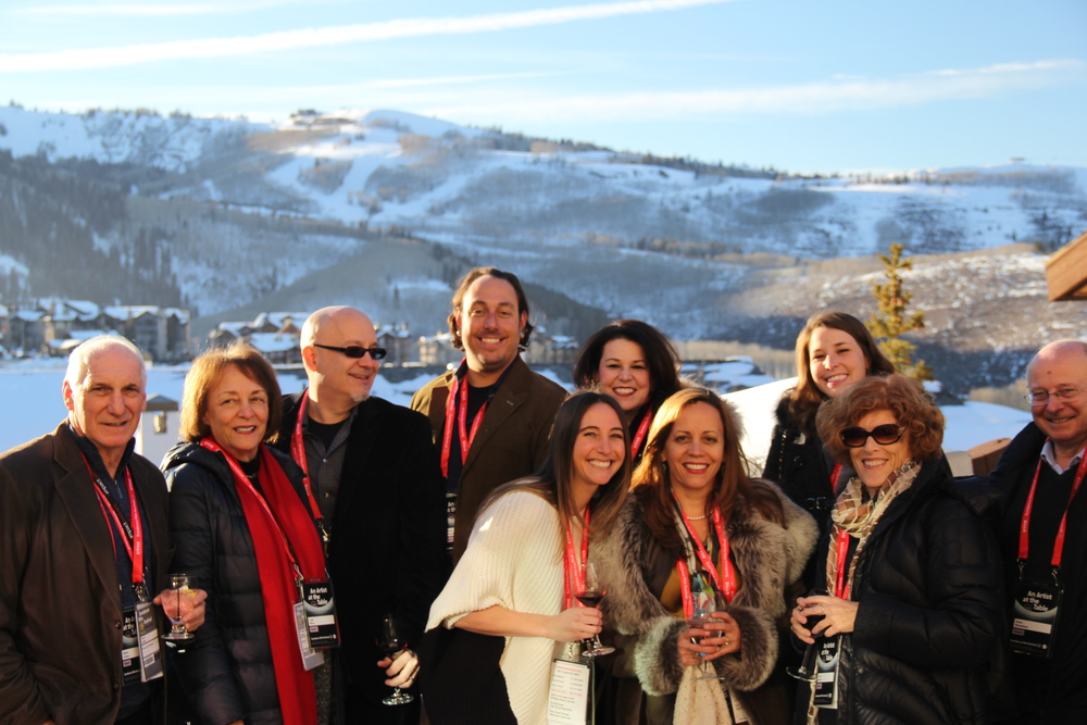 CMP members gather in beautiful Park City for the 2015 Sundance Film Festival