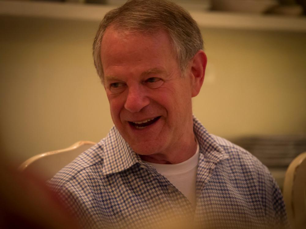 CMP member Ed Bachrach