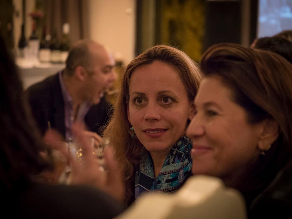 Paula Froehle and Jane Saks