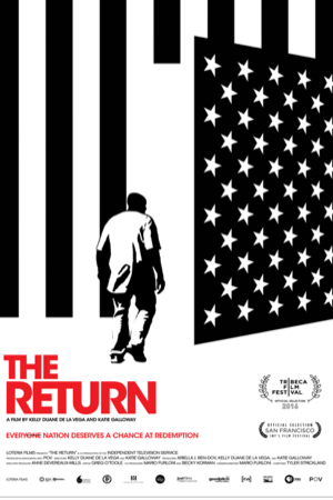 """THE RETURN TEAM: Kelly Duane de la Vega, Katie Galloway SUPPORT: Leg Up Fund Grant, 2014 SYNOPSIS: In 2012, California amended its """"Three Strikes"""" law, marking the first time in U.S. history that citizens voted to shorten sentences of those currently incarcerated. THE RETURN examines this unprecedented reform through the eyes of those on the front lines — prisoners suddenly freed, families turned upside down, reentry providers helping navigate complex transitions and attorneys and judges wrestling with an untested law. STATUS: THE RETURN premiered at the 2016 Tribeca Film Festival, where it won the Audience Award, and was then broadcast nationally on PBS's POV in May. CMP hosted a community screening for 100+ audience members just before the broadcast, including a powerful discussion with ex-offenders, policy experts, and service providers in the reentry field. This summer THE RETURN continues its impact campaign to align stakeholders and leaders on the issues surrounding prisoner re-entry."""