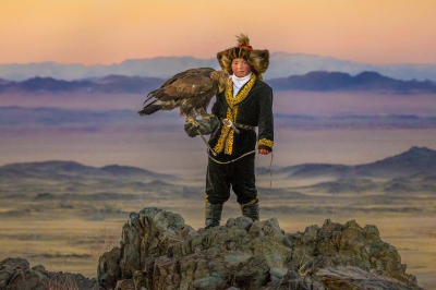 EAGLE HUNTRESS TEAM: Otto Bell, Stacey Reiss, Morgan Spurlock SYNOPSIS: The inspiring story of 13-year-old Aisholpan, a nomadic Mongolian girl battling to become the first female to hunt with a golden eagle. Featuring breathtaking cinematography and intimate footage, this film not only explores the life of a young girl striving to pursue her passion and break down gender barriers in a very traditional culture but also provides an engaging glimpse into the lives of this remote community, as they balance their traditional lifestyle with the modern world. STATUS: COMPLETED: Premiered at 2016 Sundance Film Festival, where the team sealed a major distribution deal with Sony Pictures Classics. Actress Daisy Ridley joined as Executive Producer and will add English-language narration. The film has been acquired for remake as an animated feature.