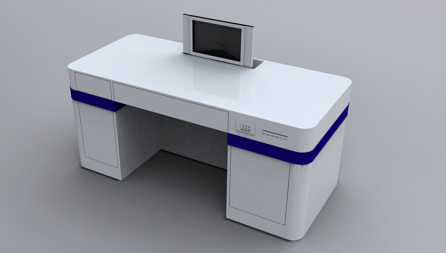 High Tech Desk Home Design
