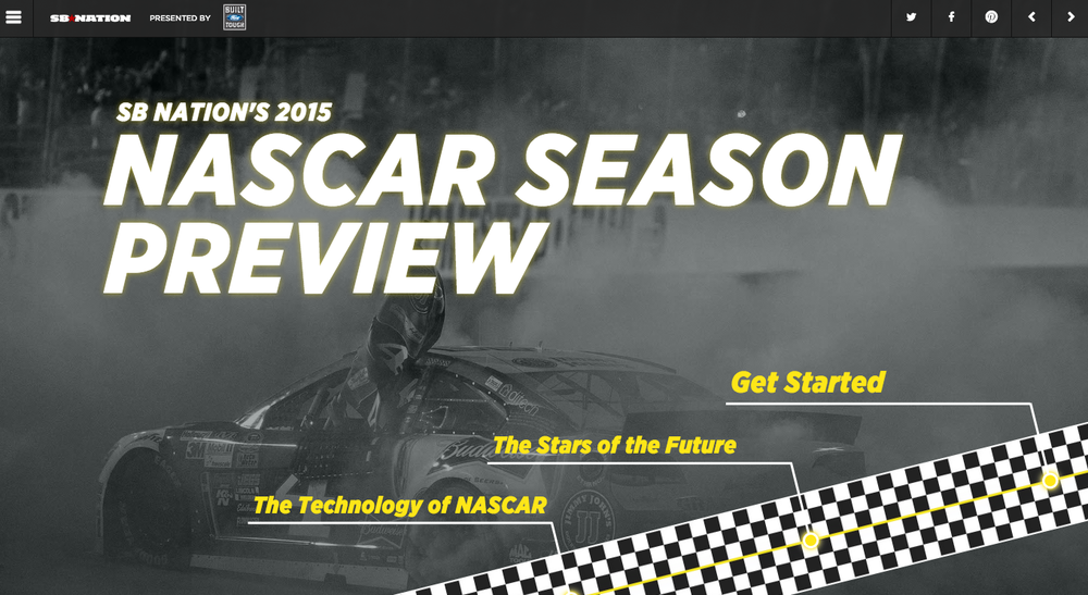 NASCAR Season Preview, SB Nation