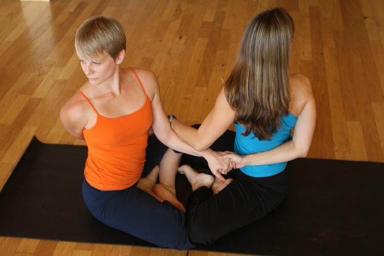 Partner And Thai Yoga Workshop Inner Bodyworks Yoga Studio