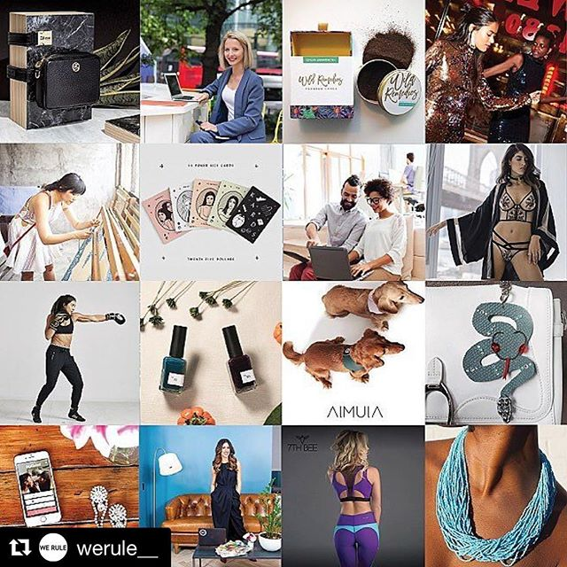 #Repost @werule__ They got it going on, great gift ideas🎁 ・・・ OUR ANNUAL GIFT GUIDE IS NOW LIVE!!!!! We have multi million dollar companies, solopreneurs, small businesses, products, services, VC backed companies, products that get sold at Bloomingdales, SharkTank participants, products that help others, LOTS OF PROMOTIONAL CODES, things you can gift yourself with as well as plenty of items for your loved ones! You know what it means to be an entrepreneur, so let's support each other this holiday season!!! ❤  Thank you for your applications. Out of 80+ applicants we were able to narrow it down to 22 best products by:  CHECK IT OUT: we-rule.com/holiday-gift-guide  #shopsmall #supportsmallbiz #smallbusiness  #girlboss #bossbabe  #businesswoman #entrepreneur #empower #blog #empower #nyc #newyork #giftbetter #gifts #giftsforher #giftsforhim #giftsforkids #giftguide #giftideas #uniquegifts #christmas #christmasgifts #merrychristmas #christmas2017 #christmasgiftideas #secretsanta #holidaygift #holiday