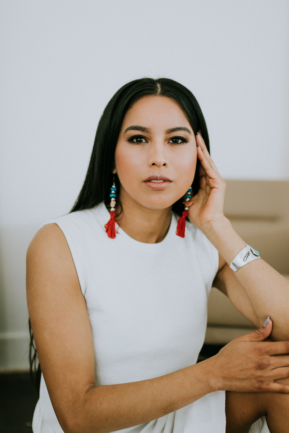 Michelle Brown, Navajo