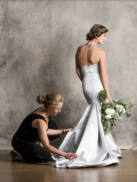 Valkyrie - An introduction to our Bridal Launch & how these gowns came to be.
