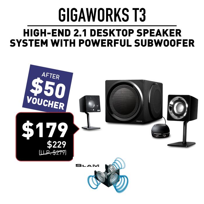 GigaWorksT3