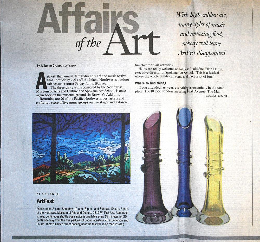 Artfest Ad Campaign