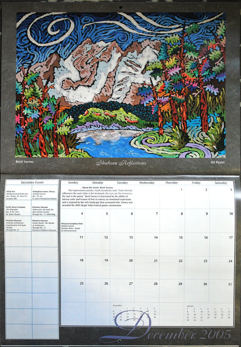 Whatcom Symphony Calendar 2005