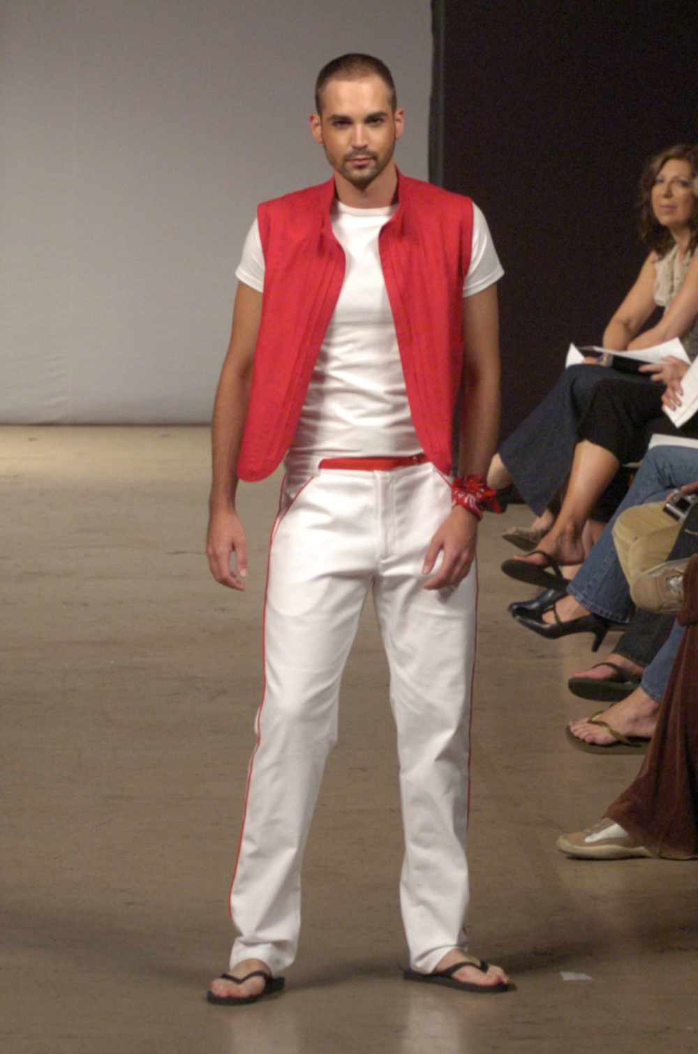 Toronto Fashion Week Spring 2006