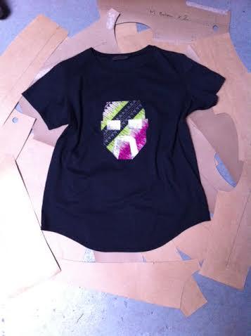 Rainbow Face T-Shirt