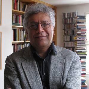 """Vijay Seshadri was born in Bangalore, India, in 1954 and moved to America at the age of five. He is the author of the poetry books """"Wild Kingdom,"""" """"The Long Meadow,"""" The Disappearances,"""" and """"3 Sections,"""" as well as many essays, reviews, and memoir fragments. His work has been widely published and anthologized and recognized with many honors, most recently the 2014 Pulitzer Prize for Poetry and, in 2015, the Literature Award of the American Academy of Arts and Letters. He was educated at Oberlin College and Columbia University, and currently teaches at Sarah Lawrence College, where he has held the Michele Tolela Myers Chair."""