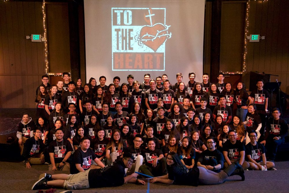 Confirmation Retreat 2016: To The Heart