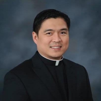Parochial Vicar - Fr. Michael Syjueco x 328   msyjueco@dsj.org