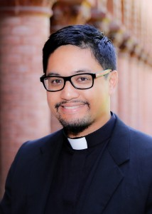 Victor Trinidad (Theology IV) - San Jose, born and raised. Has a B.S. in Computer Science from SJSU. Enjoys long walks on the beach.Home Parish: St. Victor