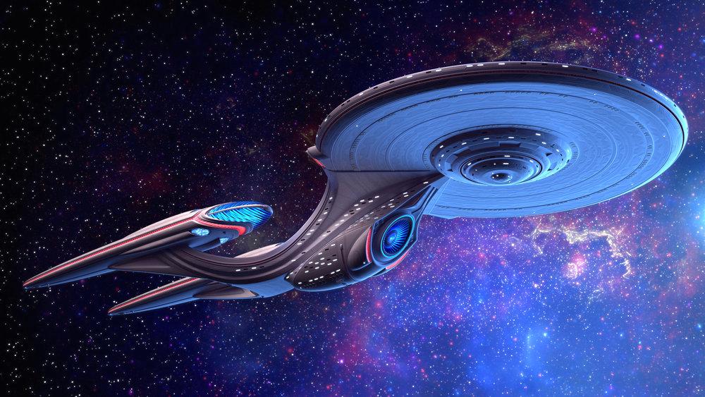 Starship Enterprise Concept