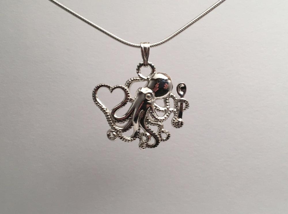 Octopus Heart & Spoon