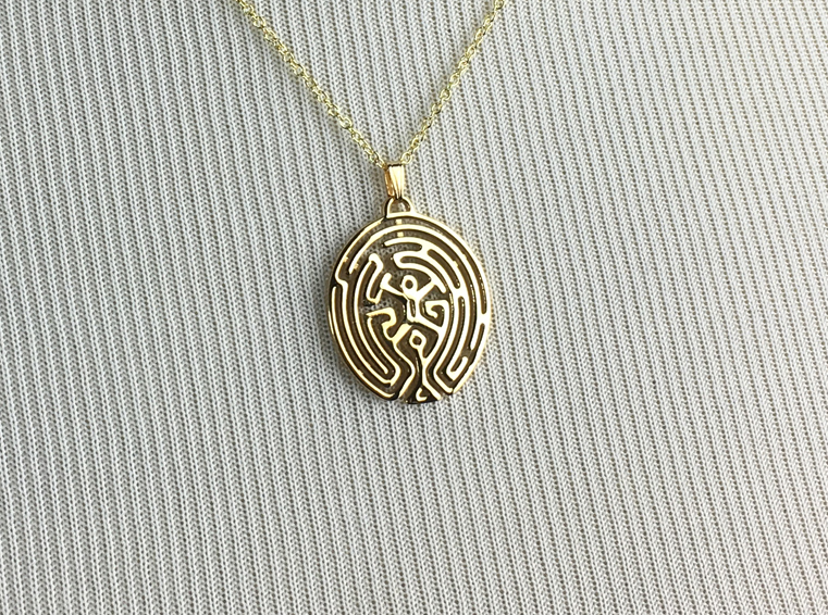 Westworld Maze (Gold)