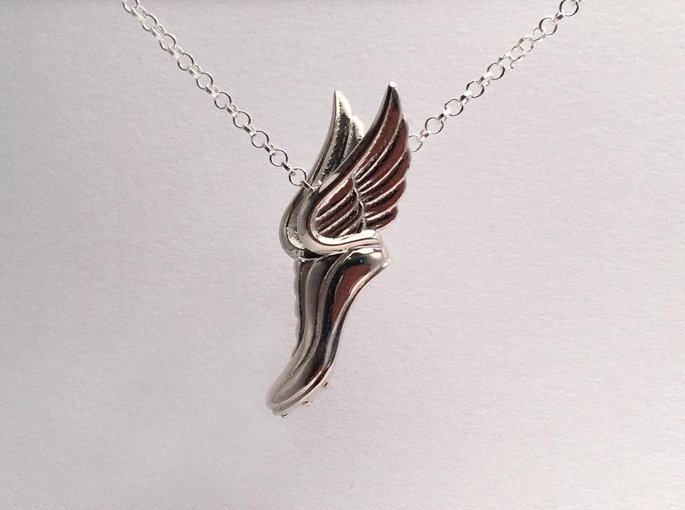 Mercury Winged Shoe