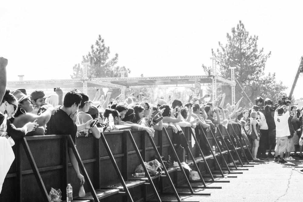 Rock The Bells 2012 - San Bernardino, CA