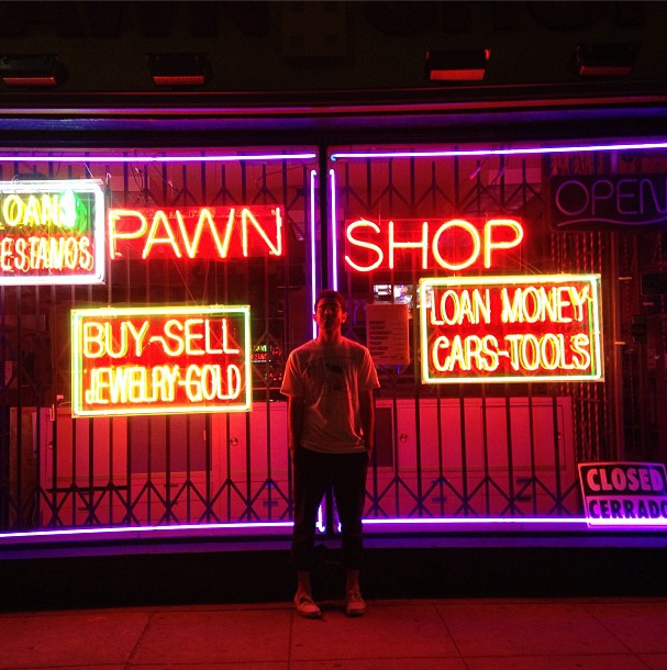 Pawn Shop - Korea Town, CA