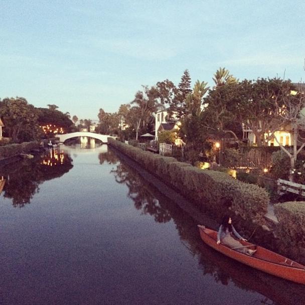 Venice Canals - Venice Beach, CA