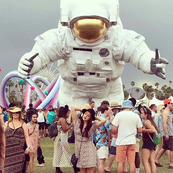 Coachella Music Festival - Indio, CA