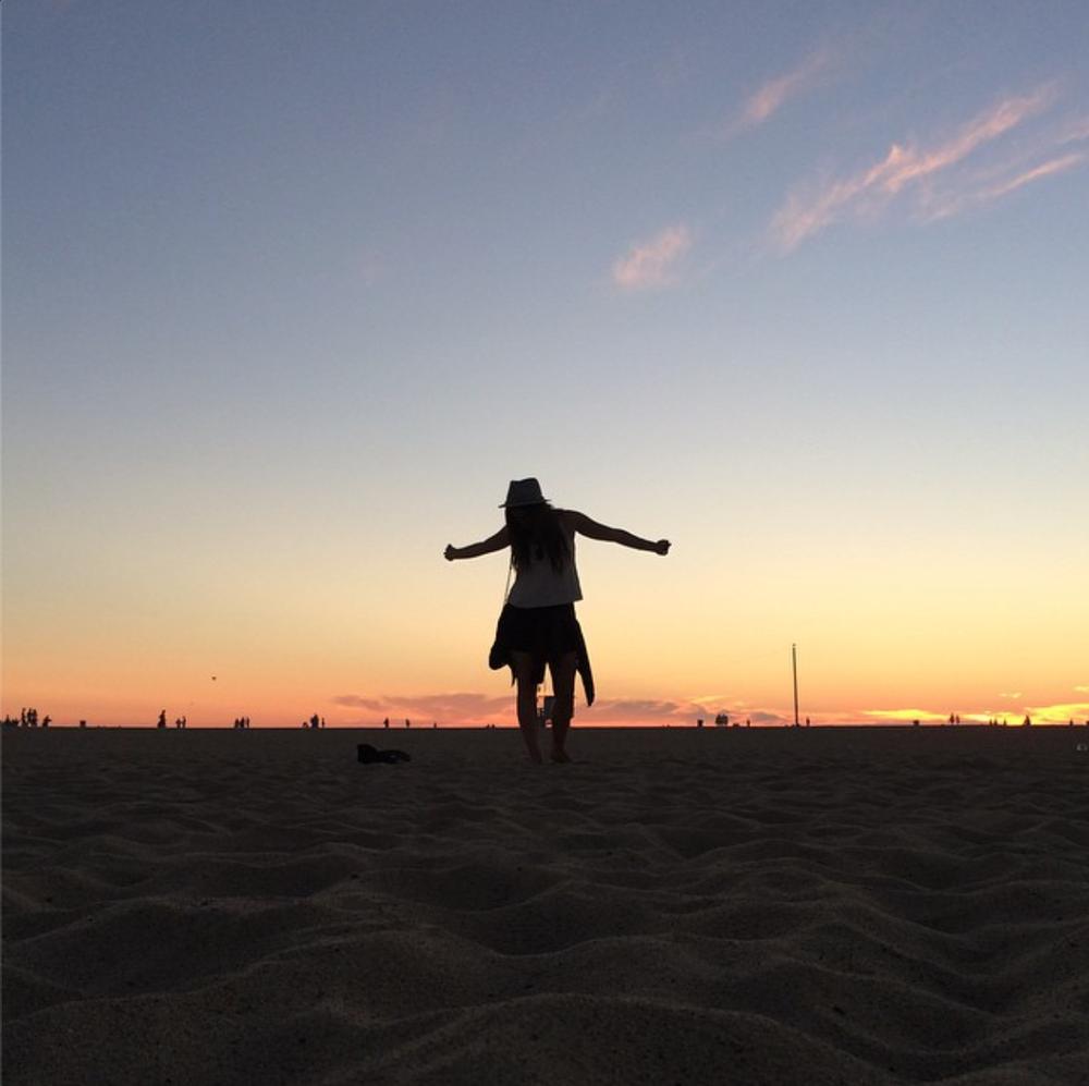 Santa Monica Beach - Santa Monica, CA