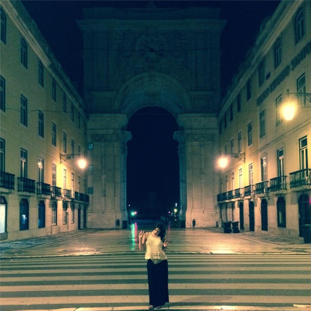 Arco da Rua Augusta - Lisboa, Portugal