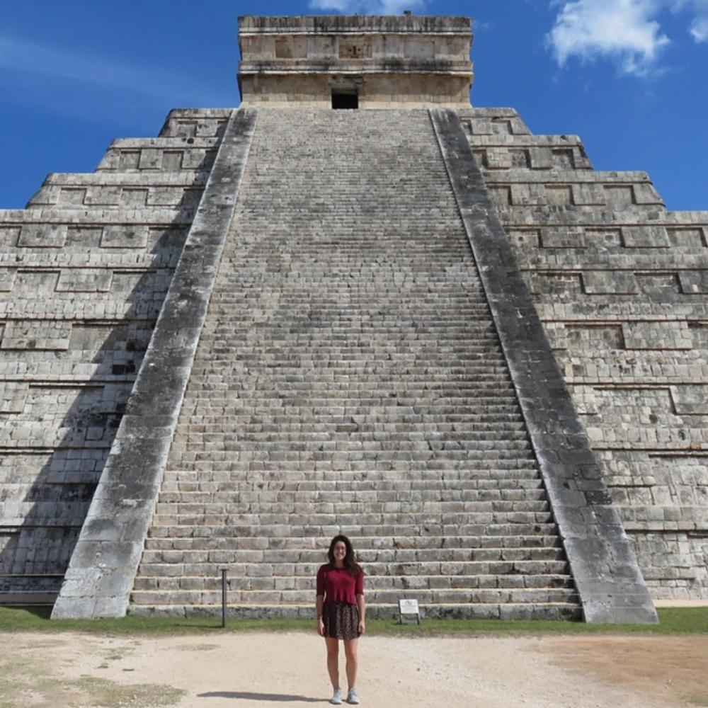 Chichen Itza - Yucatan,MX