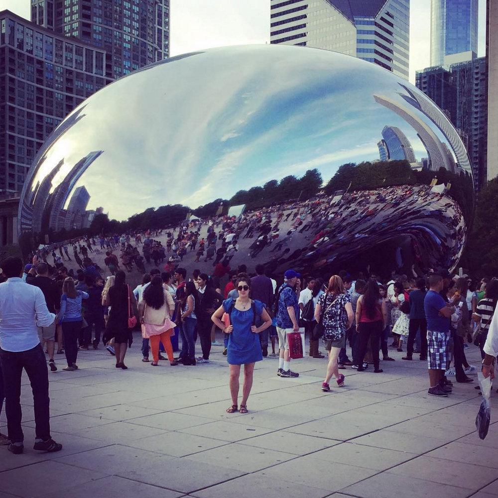 The Bean - Chicago,Illinois